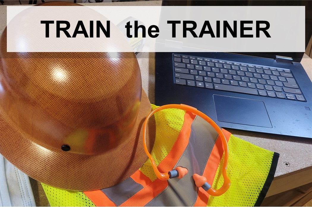 Train the Trainer - Teaching Construction