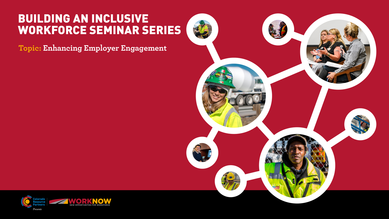 Building an Inclusive Workforce Seminar Series